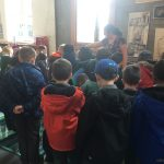 Mr. Moloney 2nd class – Zoom ahead with books