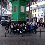 1st Class Christmas cinema trip