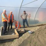 Green Schools Polytunnel